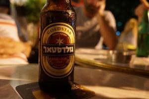 biere goldstar tel aviv