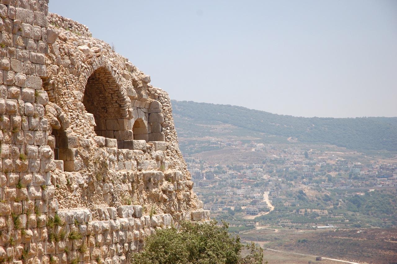 Forteresse de nimrod - Israel