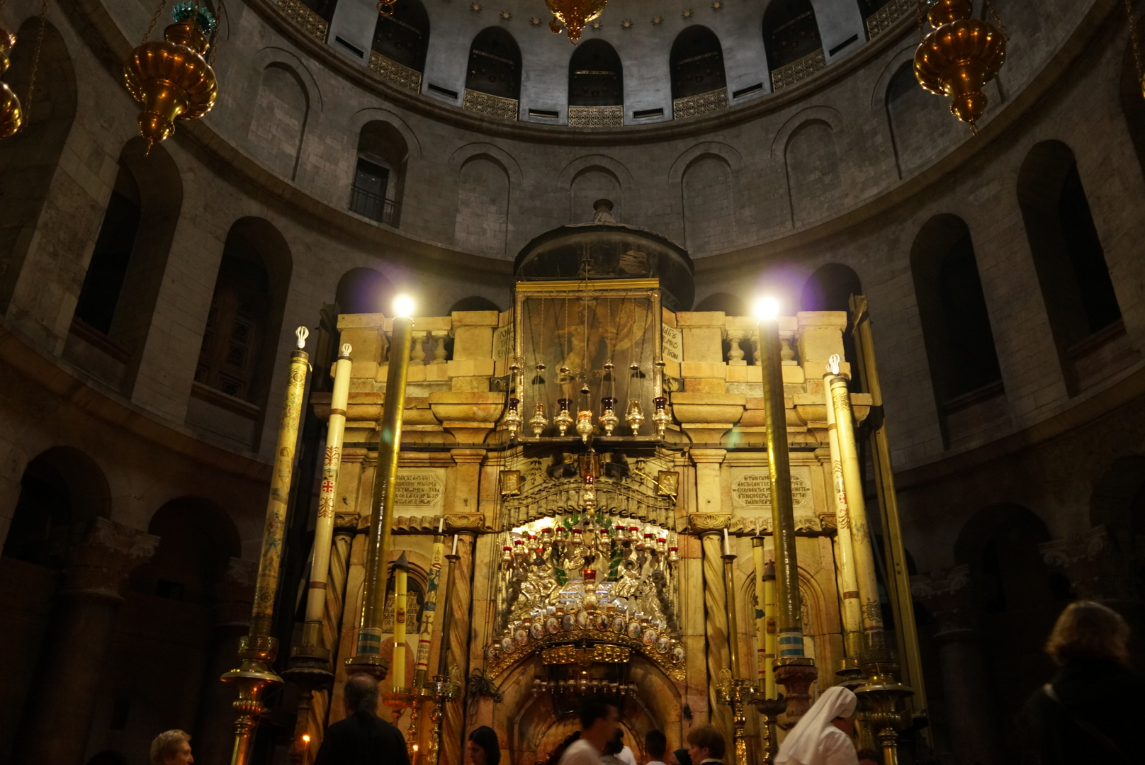 Saint Sépulcre - Jérusalem