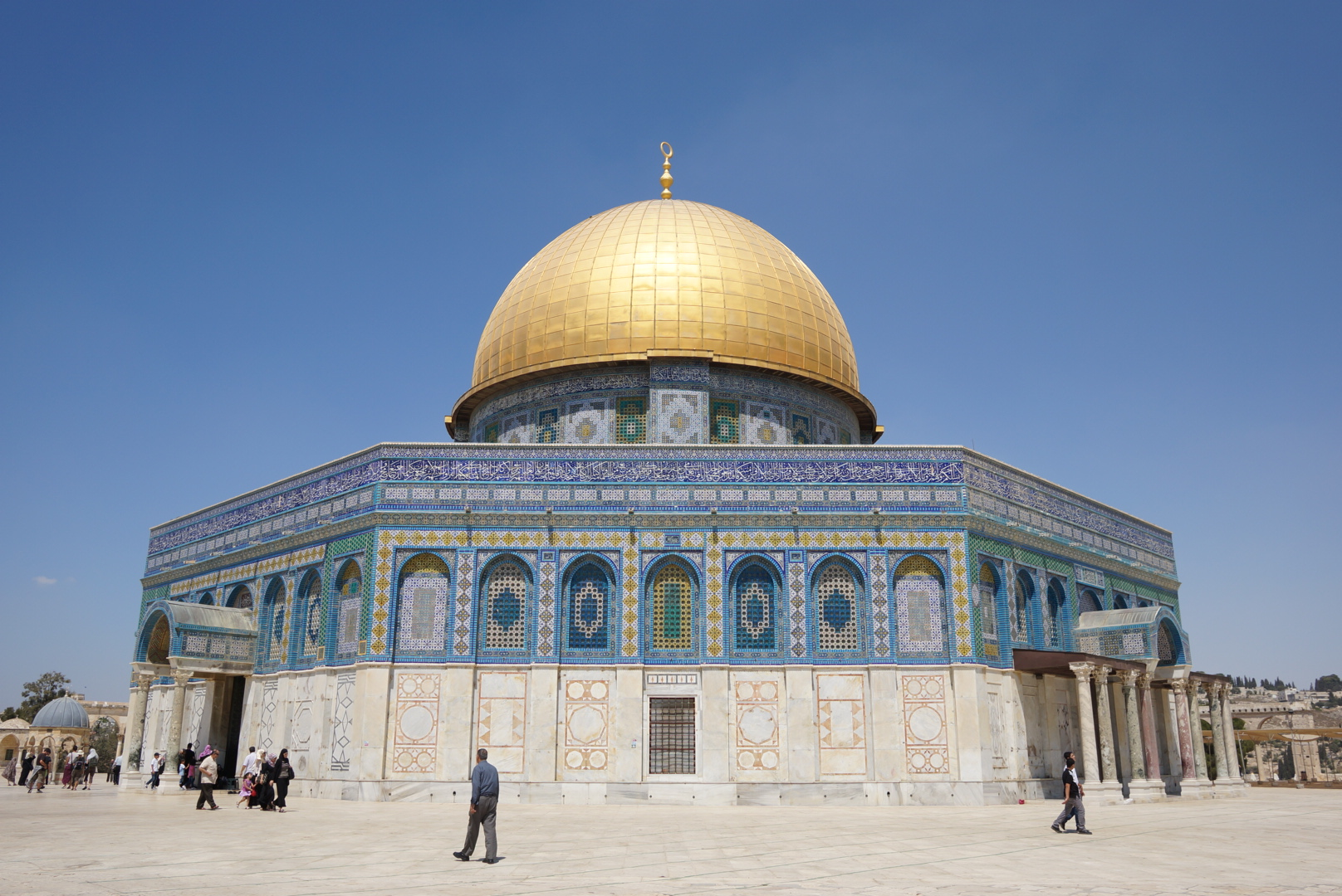 Dome du Rocher - Jerusalem